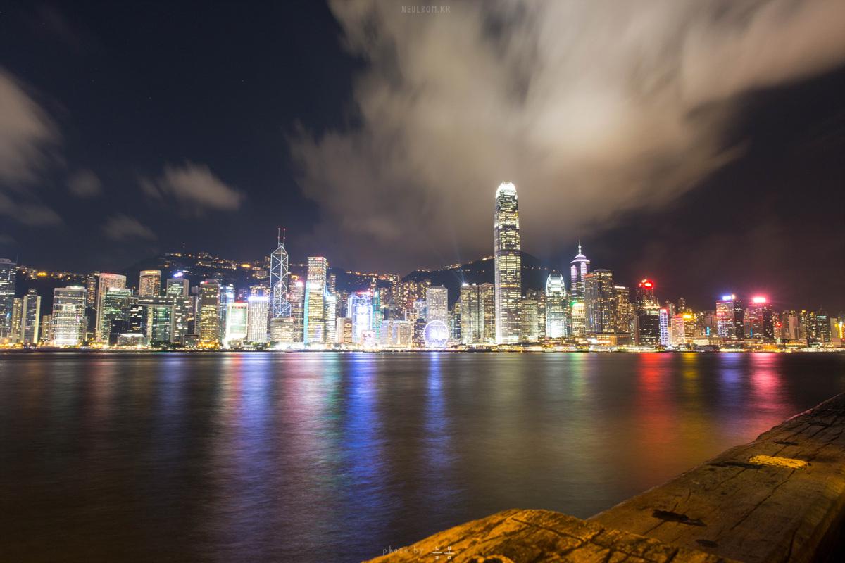 늘봄 포토 - 홍콩 야경